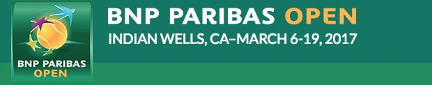 BNP Paribas Tennis Open in Southern California