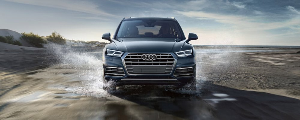 2018 Audi Technology Quattro The Always On All Weather banner