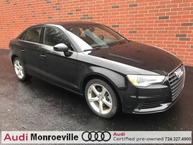 2015 Audi A3 2.0T Premium Sedan - Pittsburgh