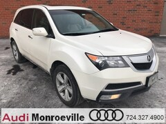 2011 Acura MDX SUV for sale in Monroeville near Pittsburgh, PA