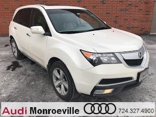 New 2011 Acura MDX SUV for sale in Pittsburgh