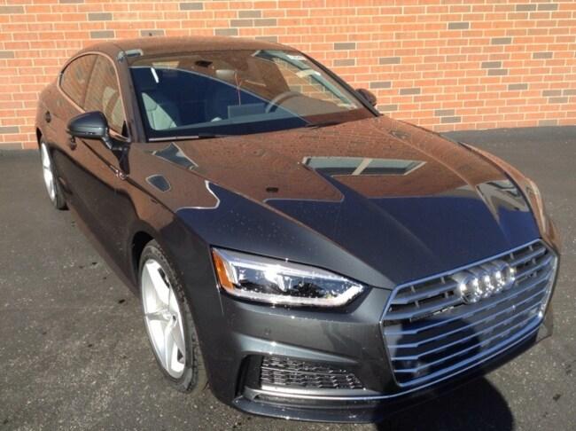 New 2018 Audi A5 2.0T Premium Plus Sportback near Pittsburgh, PA