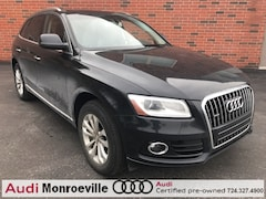 2015 Audi Q5 2.0T Premium (Tiptronic) SUV for sale in Monroeville near Pittsburgh, PA