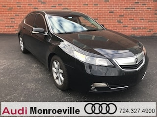 New 2012 Acura TL with Technology Package Sedan in Monroeville, PA