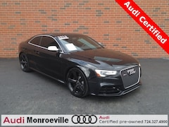 2013 Audi RS 5 4.2 (S tronic) Coupe for sale in Monroeville near Pittsburgh, PA