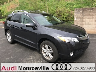 New 2014 Acura RDX AWD with Technology Package SUV in Monroeville, PA