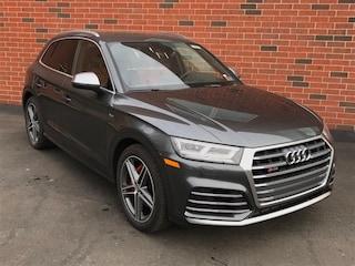 2018 Audi SQ5 3.0T Premium Plus SUV for sale in Monroeville near Pittsburgh, PA