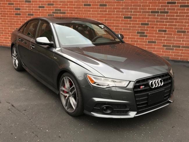 2018 Audi S6 4.0T Premium Plus Sedan