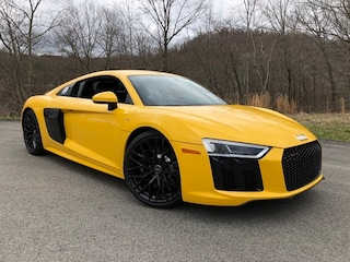 2018 Audi R8 5.2 V10 Coupe for sale in Monroeville near Pittsburgh, PA