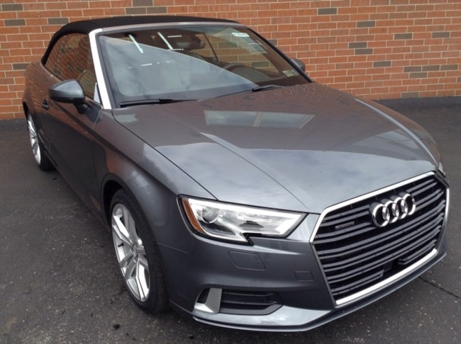 New 2018 Audi A3 2.0T Premium Cabriolet near Pittsburgh, PA