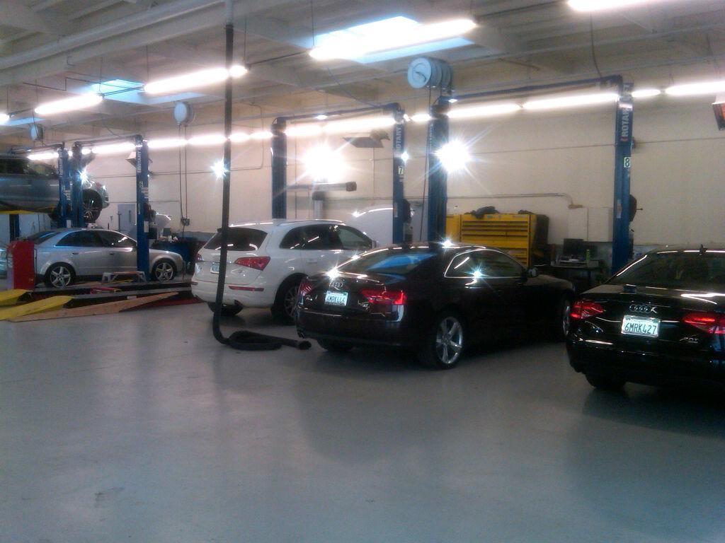 Audi Car Repair Seaside Auto Repair Service In Seaside From - Audi car service