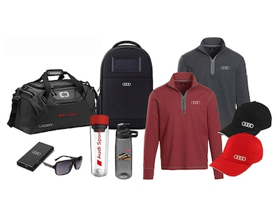 15% off Any in-stock Audi Collection items