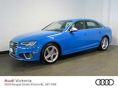 2019 Audi S4 3.0T Progressiv Sedan