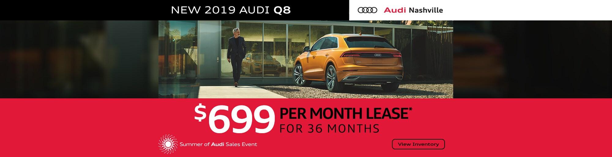 New & Used Audi Vehicles | Audi Nashville Serving Brentwood TN