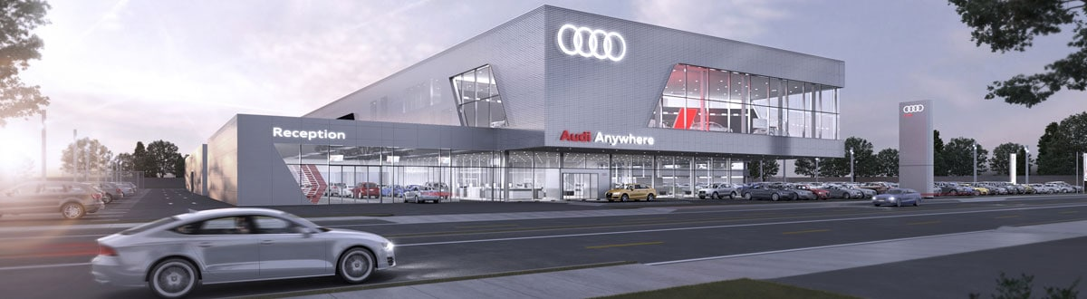How to Interact with Our Audi Dealership Online
