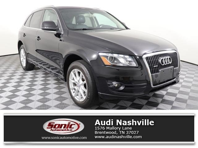 Used 2012 Audi Q5 2.0T Premium Plus SUV for sale in Brentwood, TN