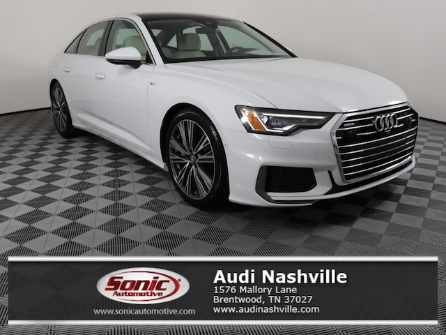 New 2019 Audi A6 Premium Plus Sedan for sale in Brentwood, TN