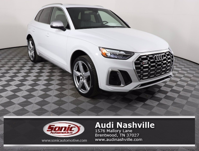 New 2021 Audi SQ5 Premium SUV for sale in Brentwood, TN