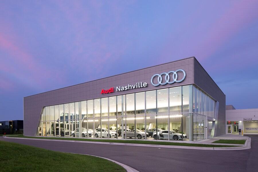 Audi Of Nashville >> About Audi Nashville New Used Audi Dealer Serving Murfreesboro