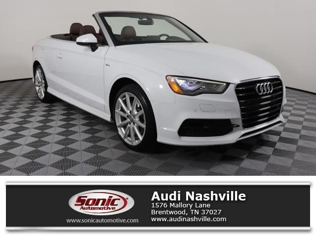 Used 2016 Audi A3 1.8T Premium Plus Cabriolet for sale in Brentwood, TN