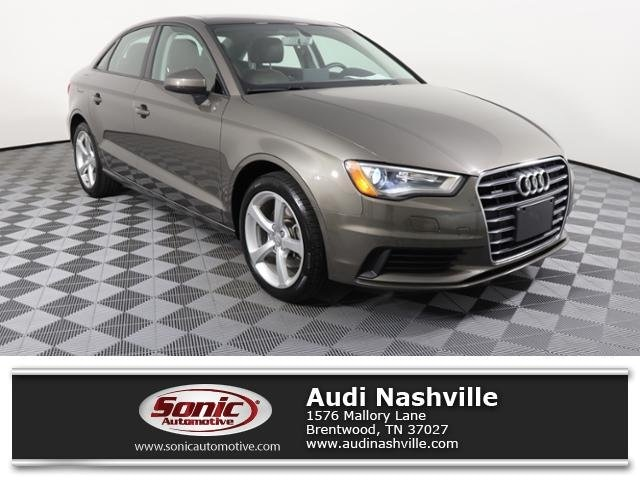Used 2016 Audi A3 2.0T Premium Sedan for sale in Brentwood, TN