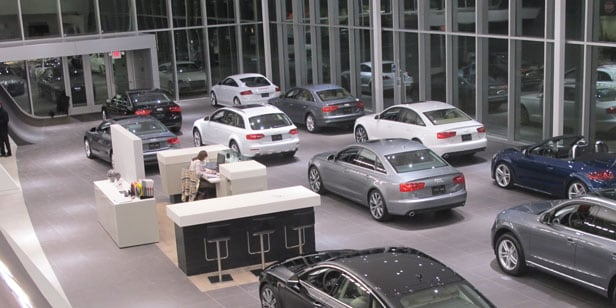 Audi Dealership Near Me >> Audi Dealership Near Me Directions To Audi Nashville