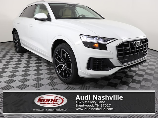 New 2019 Audi Q8 Premium SUV for sale in Brentwood, TN