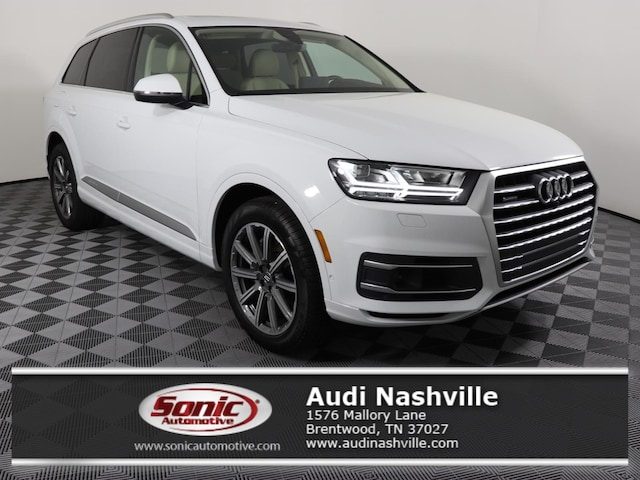 New 2019 Audi Q7 Premium Plus SUV for sale in Brentwood, TN
