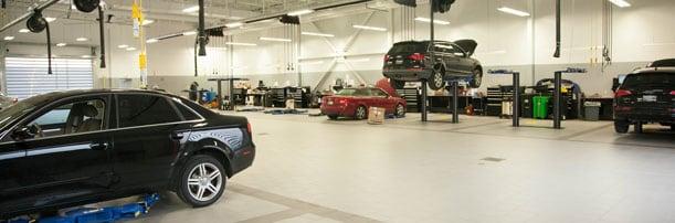 Audi Auto Repair & Service | Service Center | Brentwood TN