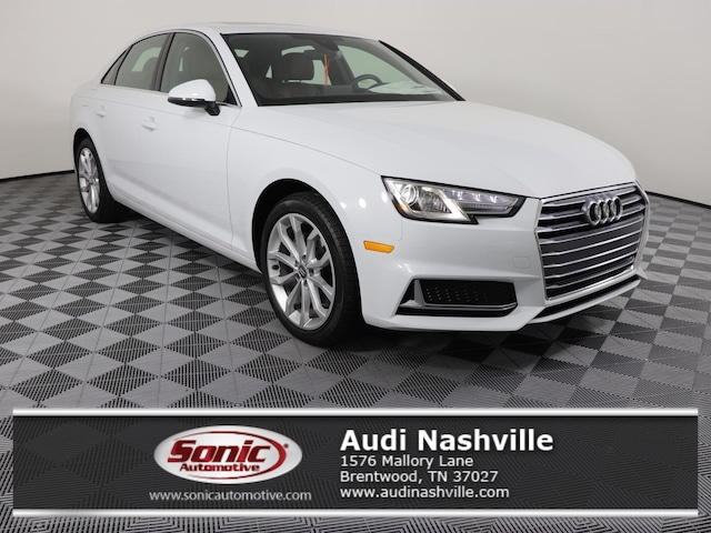 New 2019 Audi A4 Premium Sedan for sale in Brentwood, TN