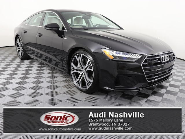 New 2019 Audi A7 3.0T Prestige Hatchback for sale in Brentwood, TN