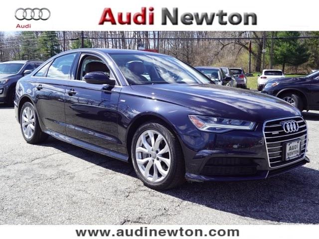 2018 Audi A6 2.0T Quattro Premium Plus Sedan