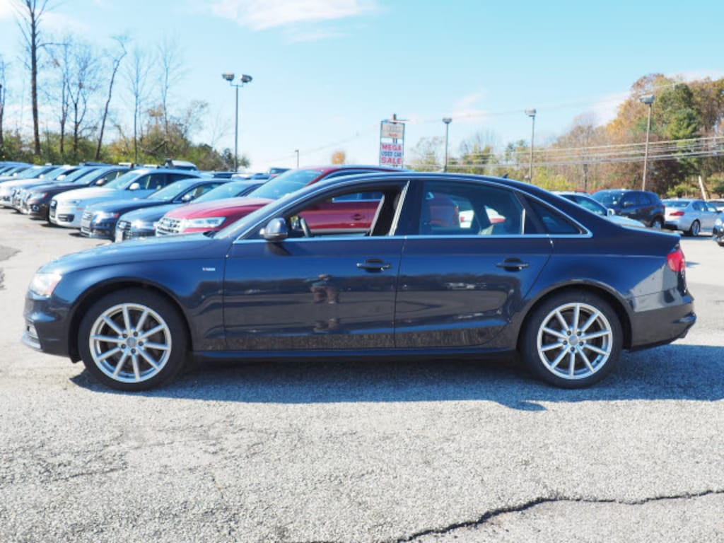 Used 2015 Audi A4 For Sale at Audi Newton | VIN