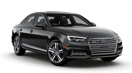 2018 Audi A5 lease deal