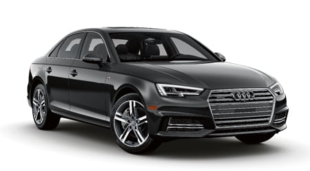 2018 Audi A4 lease deal