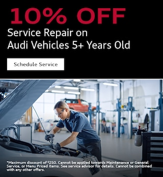 10% Off Service Repairs