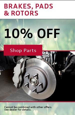 Brakes, Pads & Rotors