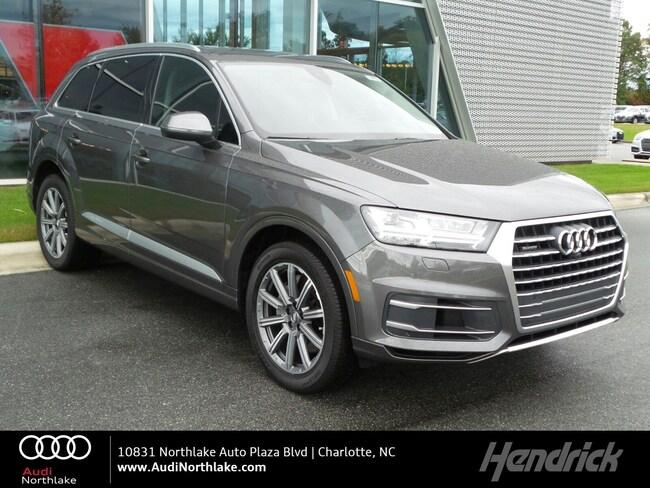 New 2019 Audi Q7 3.0T Premium Plus SUV Charlotte