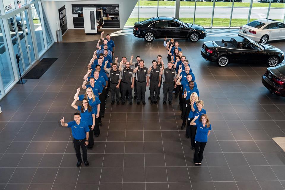 Why Choose Audi Northlake In Charlotte