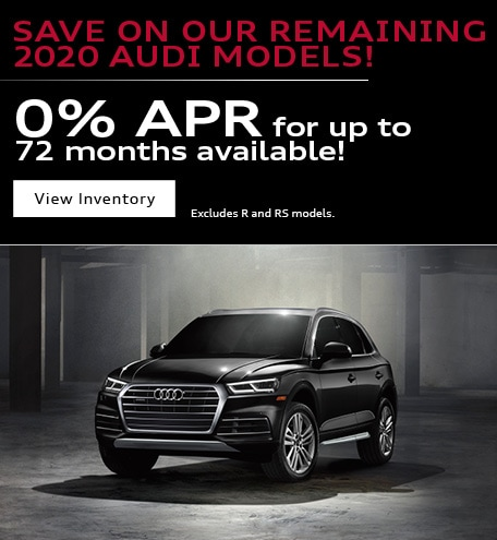 Remaining 2020 Models