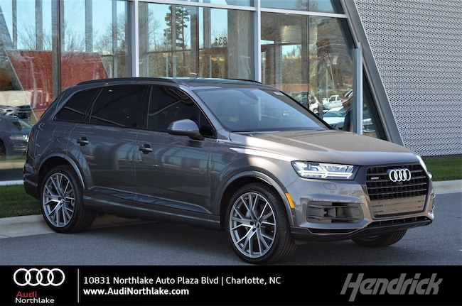 New 2019 Audi Q7 3.0T Prestige SUV Charlotte