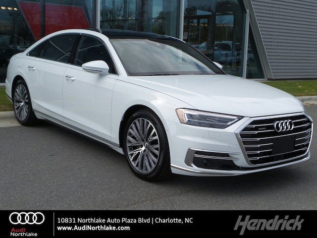 2019 Audi A8 L 30t For Sale In Charlotte A4893t