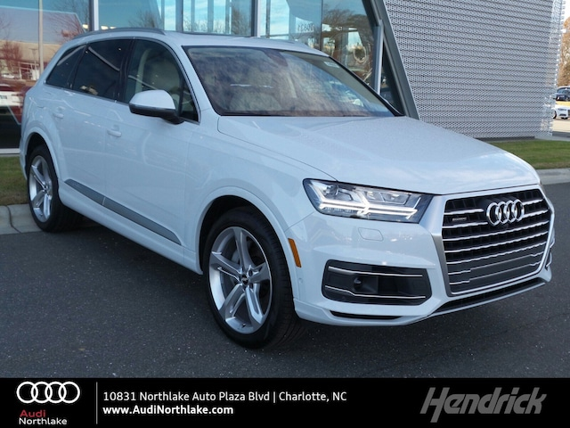 2019 Audi Q7 30t Prestige For Sale In Charlotte A4909