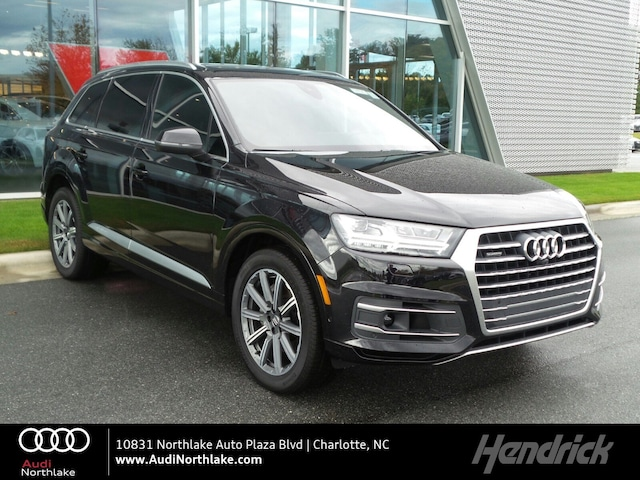 New 2019 Audi Inventory In Charlotte A3 A4q3 Q7 Qq8 Audi