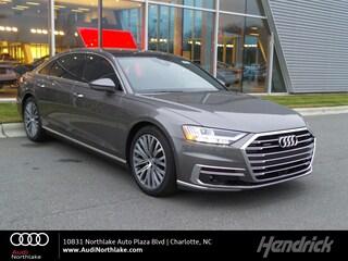 2019 Audi A8 L 3.0T Sedan Charlotte