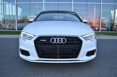 2019 Audi A3 2.0T Premium Convenience Package Sedan