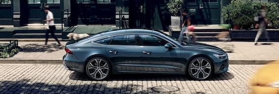 2019 Audi Models Coming Soon To Charlotte A6 A7 A8 Audi Northlake