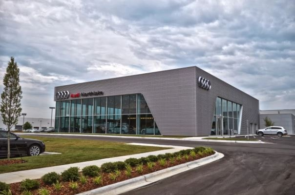 Audi Northlake Serving The Greater Concord Area Audi