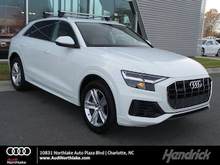 2019 Audi Q8 3.0T Convenience Package SUV Charlotte