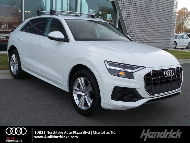 2019 Audi Q8 3.0T Convenience Package SUV